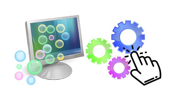 Windows Ekran Koruyucusu Ayarlarına Tek Tık İle Aç Ve Ayarla-www.ceofix.com