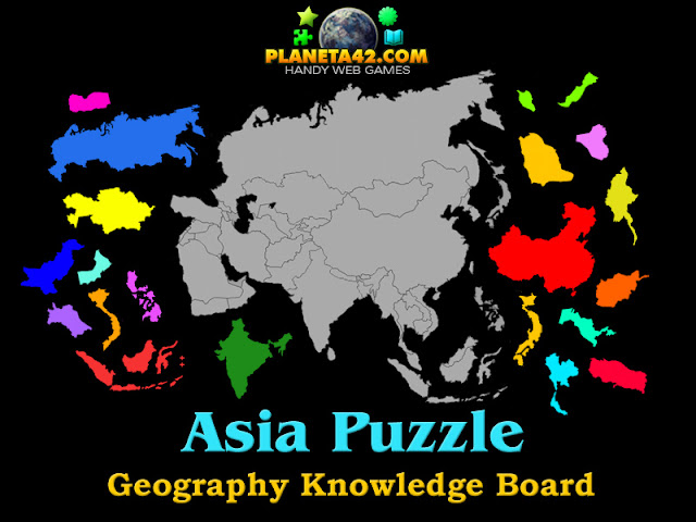Asia Puzzle Free online game