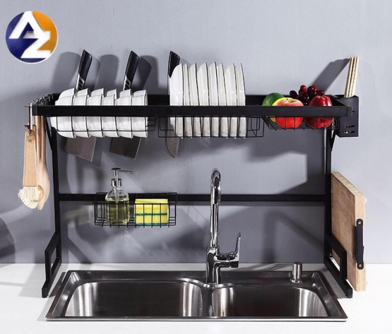 S A L E - Space Saver Over Sink Dish Drainer Rack PHP 755.00