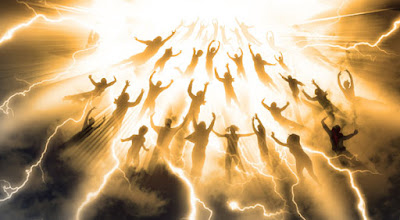 rapture - 31 Silent Facts About The Rapture