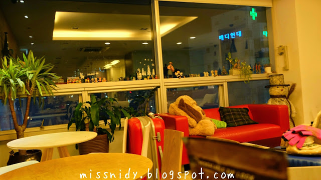stay at the new day hostel busan
