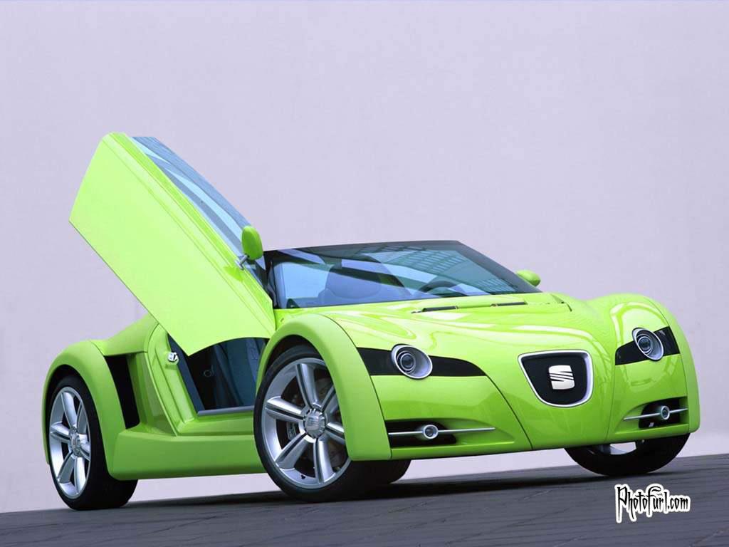 cars seat nice auto formula concept