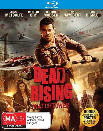 Dead Rising: Watchtower (2015) HD 1080p