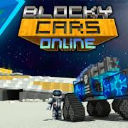 Blocky Cars Online Mod Apk+Data Unlimited Money Terbaru V6.4.7 Update 2019 Gratis