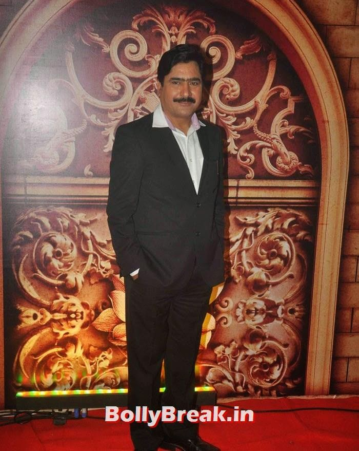 Yashpal Sharma, Zee Rishtey Awards 2014 Photo Gallery