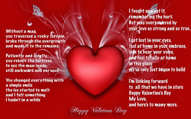 valentines day sayings quote