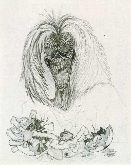 America's Best Blogger: Kurt Cobain's Visual Art