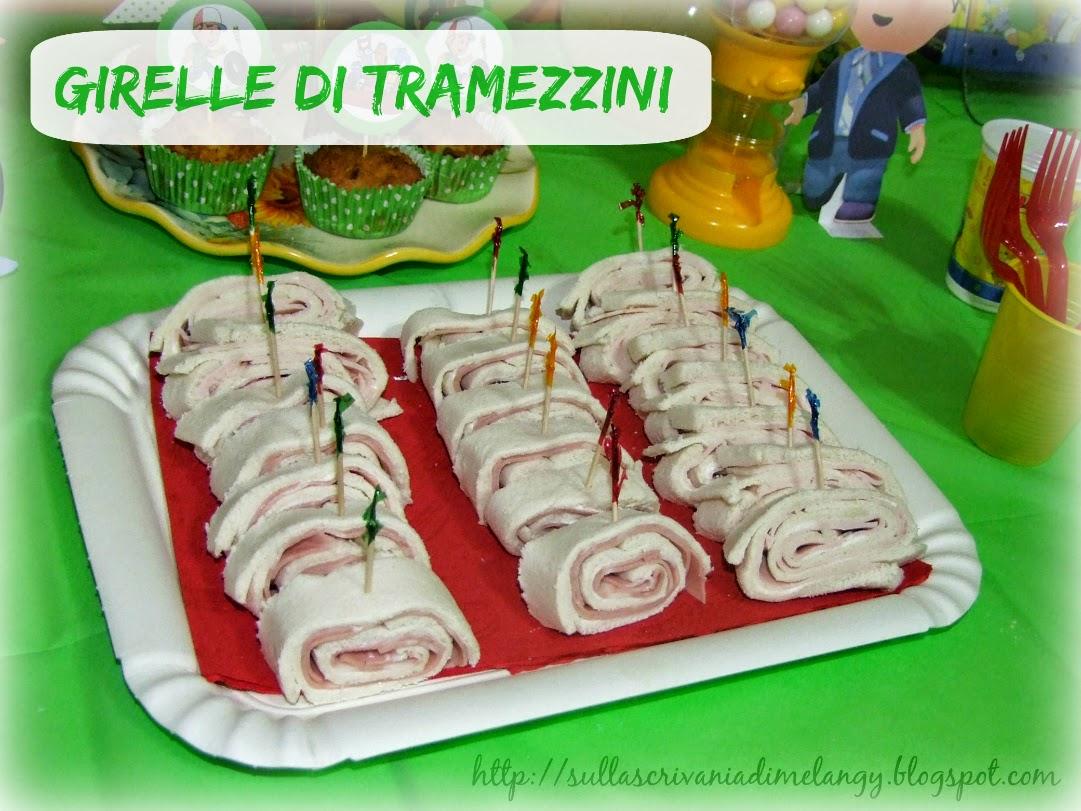 Preferenza Compleanno bambini: festa a tema Handy Manny! | Sulla scrivania di  EE65
