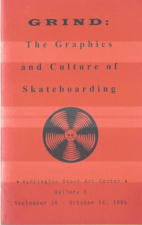 Grind: The Graphics and Culture of Skateboarding (1995)