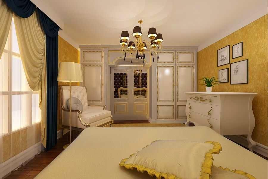 Design interior - dormitor - clasic de lux - casa - Bucuresti | Amenajare casa , stil clasic , Bucuresti