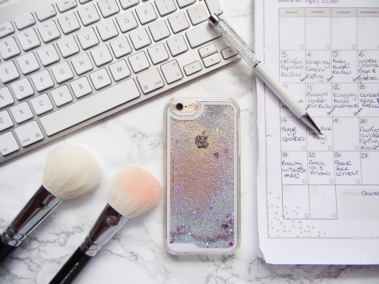 Staying Motivated & Organised For Blogging