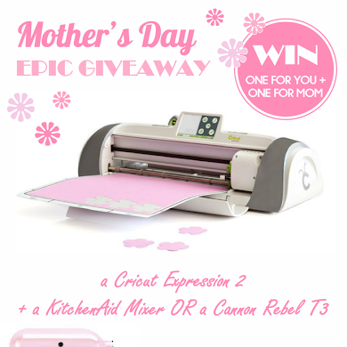 Giveaway | Amazing Prize Party Bundle For You & Mom