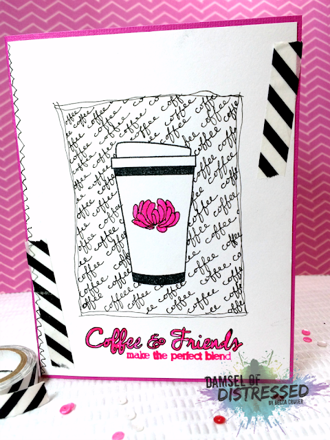 funky_bright_stamped_coffee_card