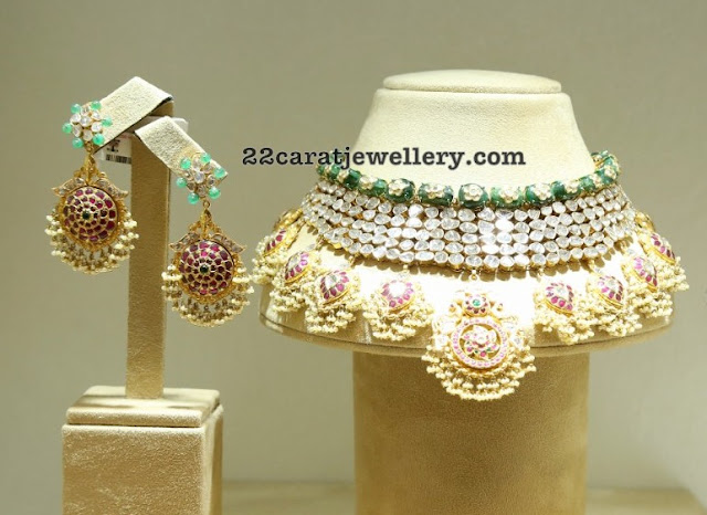 Kundan Pachi Sets By Kalasha Jewels