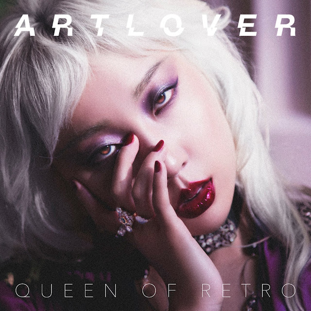 ARTLOVER - QUEEN OF RETRO EP RELEASED!