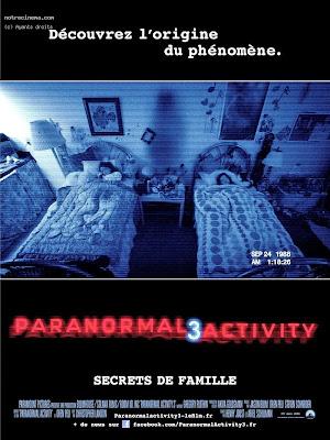 paranormal 3 streaming vf