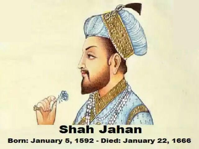 History of Shah Jahan
