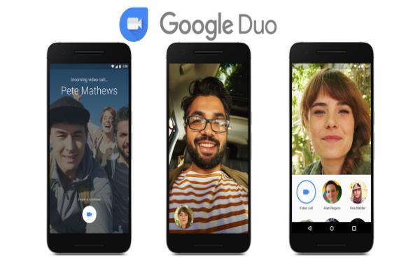 جوجل تطلق رسميا تطبيقها الجديد Google Duo