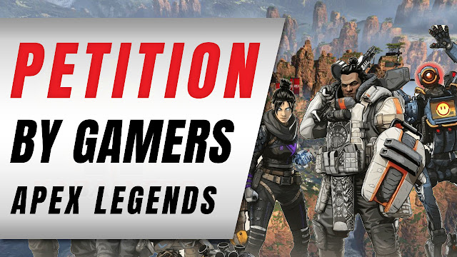 Save Apex Legends, Ban Pewdiepie (Gamers Start Petition)
