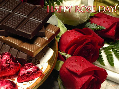 Happy Rose day Wallpapers 2017