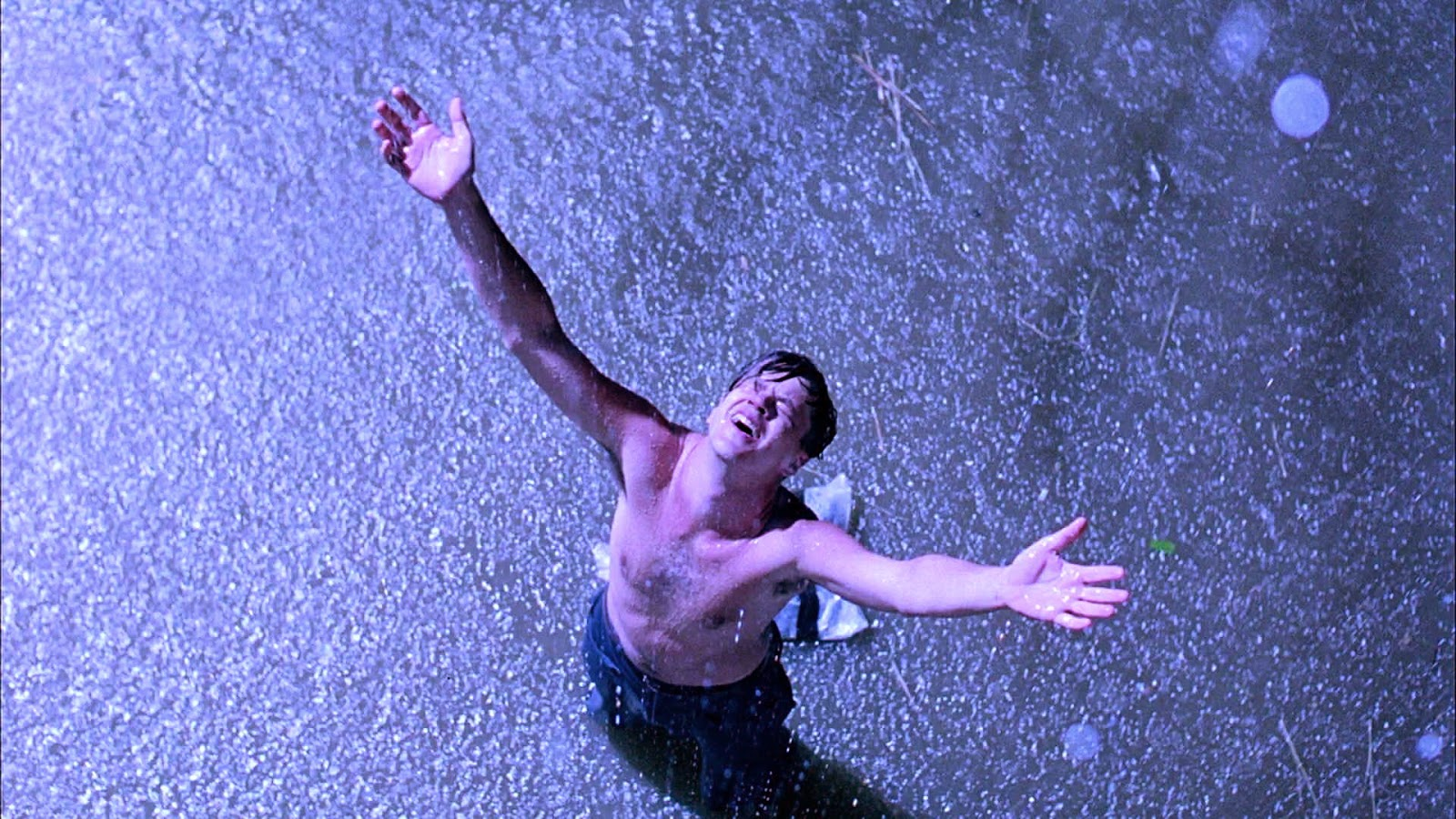 Gratitude in Rita Hayworth and Shawshank Redemption