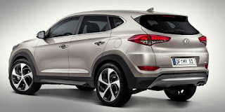 Tampilan Hyundai Tucson