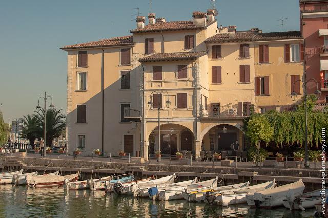 Desenzano di Garda visitar Lago y pueblos bonitos Italia