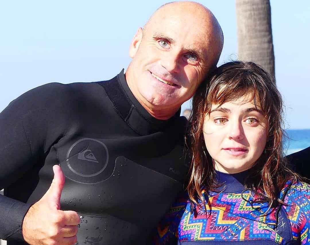 aitor carmen isa surf