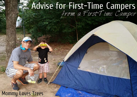 Advise for First-Time Campers from a First-Time Camper!