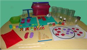 53363eeedae O conjunto de provas constitui-se de provas clássicas de experimentação em  Psicologia Genética e tem servido para acompanhar na criança as noções que  são ...