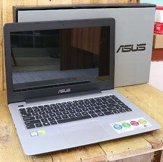 Asus A456UR-GA091D Core i5 - NVIDIA - ( BARU )