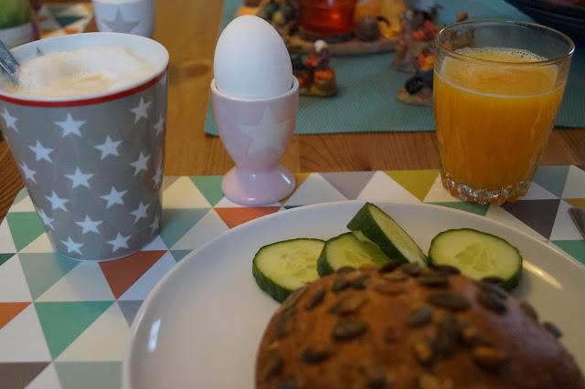 samstags frühstück