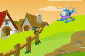 ZooZooGames Copter Escape…