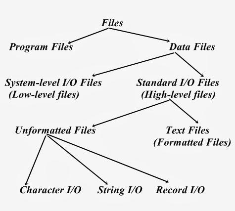 C File Input/Output ~ C Programming