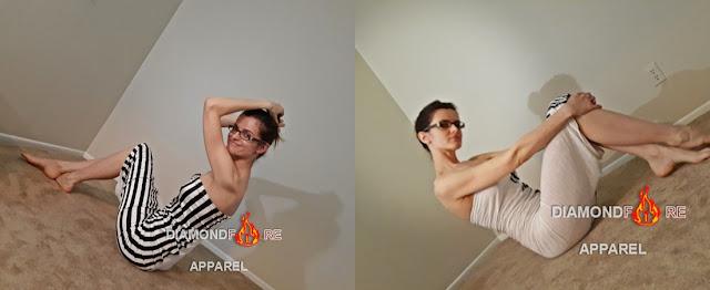 Fashion Model Lucie Diamondfire Apparel Photos by #DesignerAfi