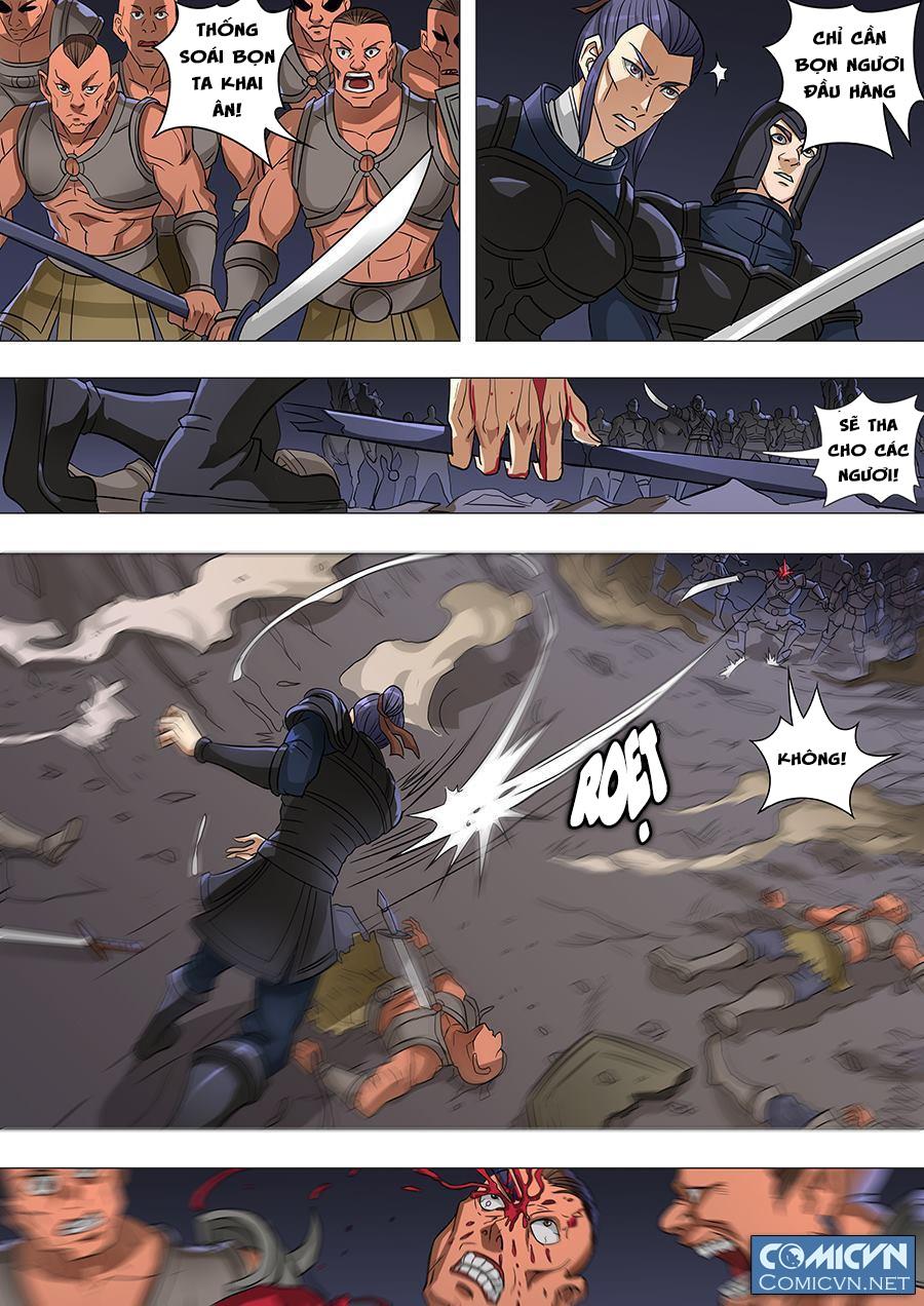 Đường Dần tại Dị Giới trang 4