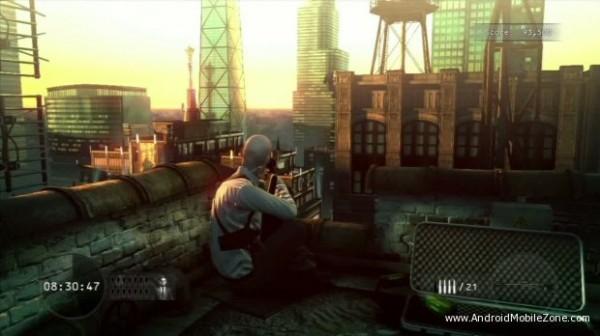 hitman sniper apk android mob