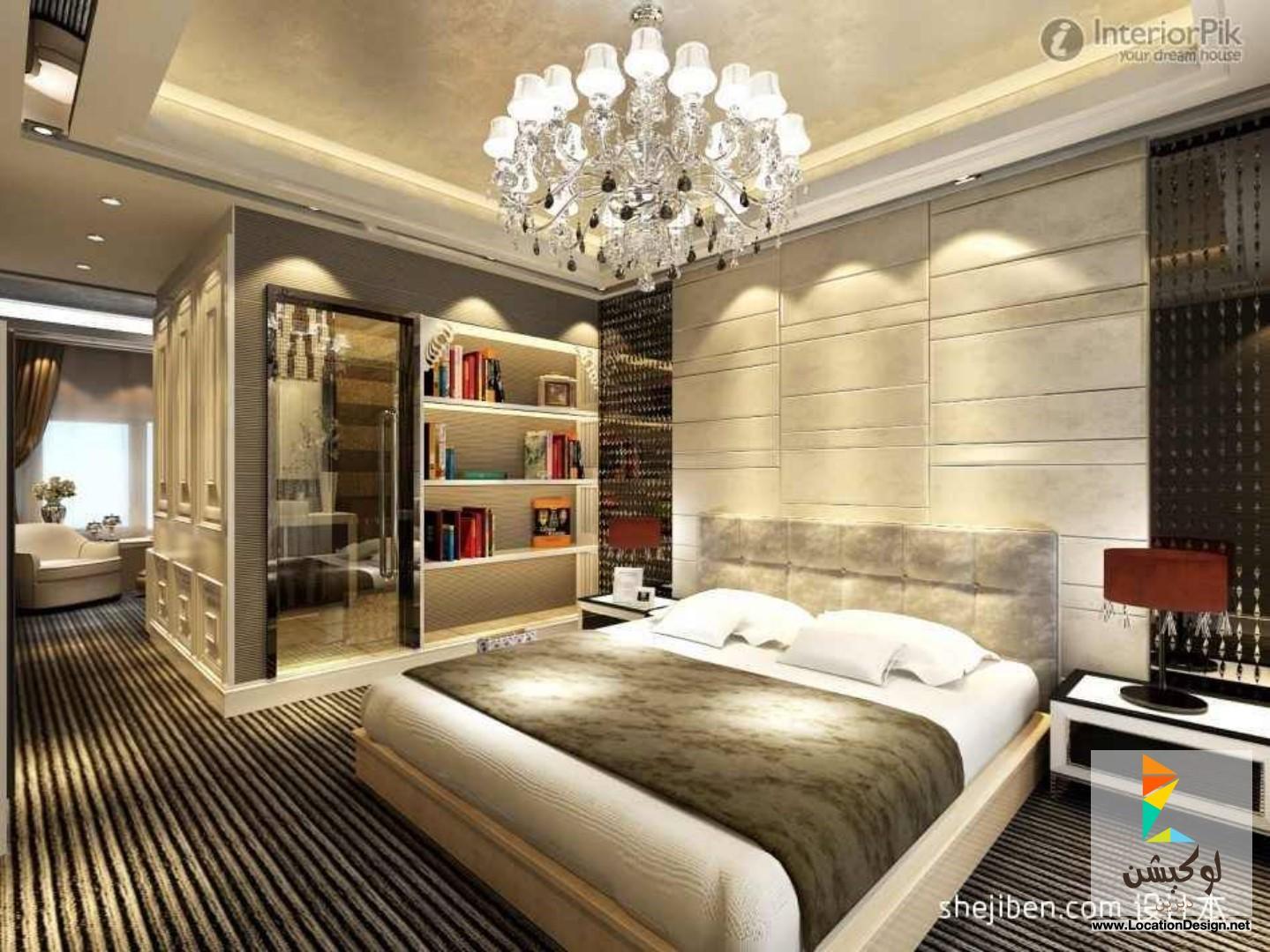 ديكور جبس غرف نوم 2017 2018 Bedrooms Egypt