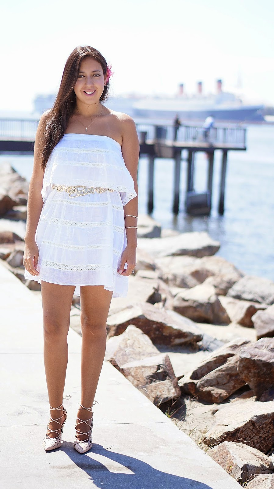 http://www.truehonestfashion.com/2014/06/perfect-little-white-dress.html