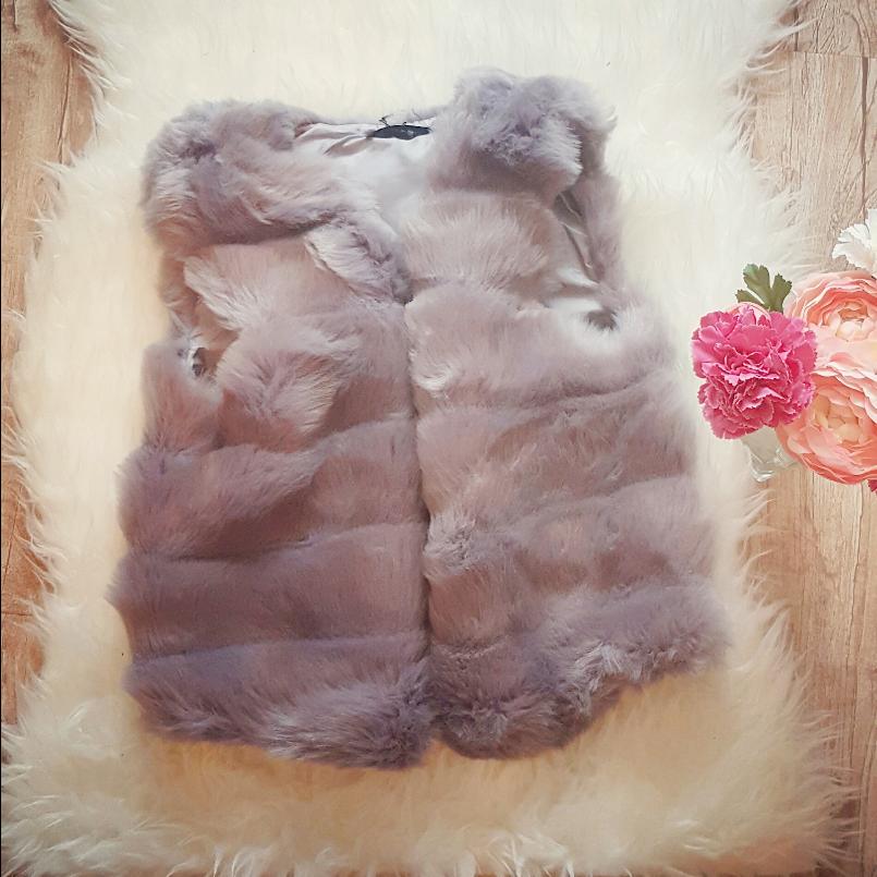 Veste dama blana artificiala de firma de iarna modele 2019