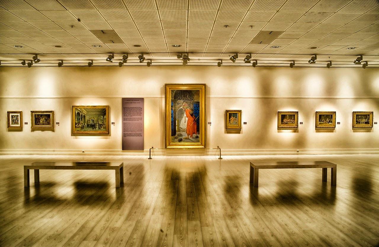 Lighting In Museum Es