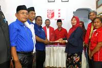 Feri Sofiyan Resmi Melamar Gerindra dan PKP INDONESIA