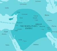 Neo-Babylonian Empire - Wikipedia.org
