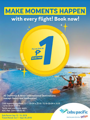 Mode of payment cebu pacific online booking