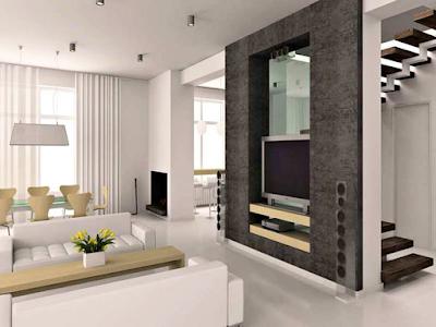 Kombinasi Desain Warna Cat Rumah Elegan Mewah Minimalis