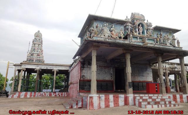 Chettikulam Dhandayuthapani temple