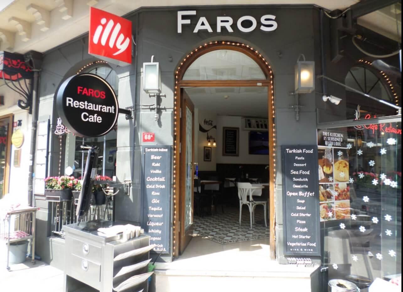 Faros Restoran