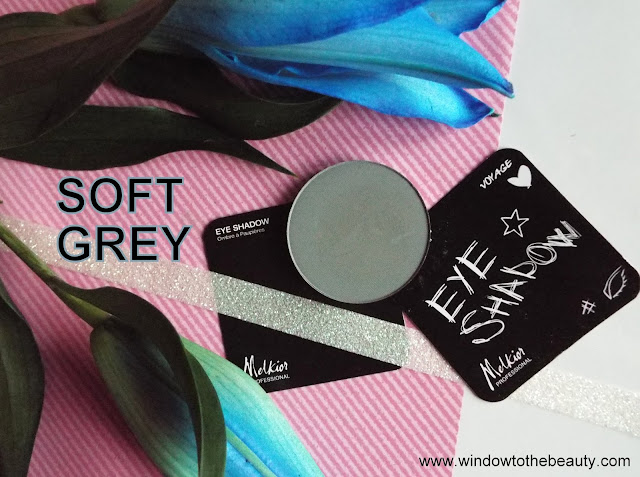 Melkior Soft Grey review and swatches
