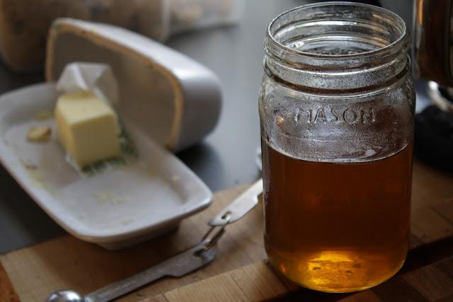 Cómo evitar que la miel se cristalice.