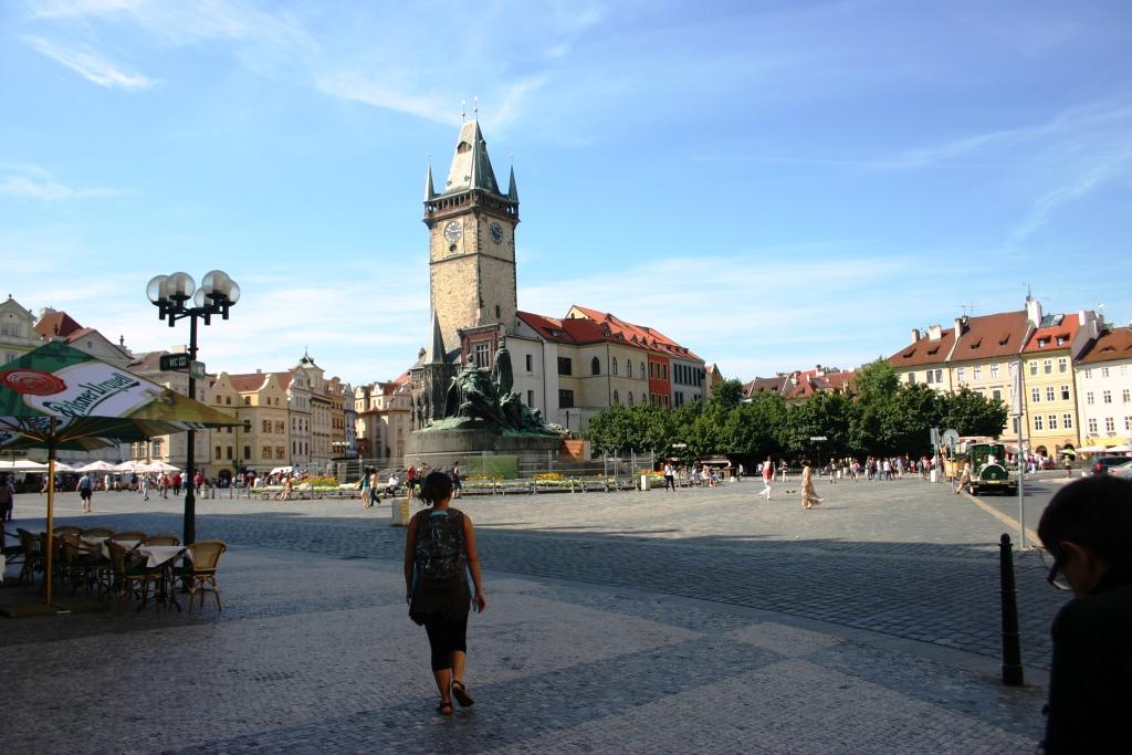 Walden, appunti di viaggio: Da Salisburgo a Praga